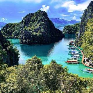 Coron Palawan  Summer Tour Package