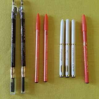Take all pensil alis+eyeliner