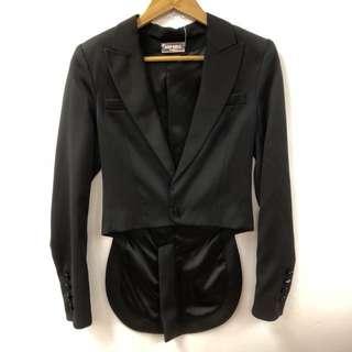 Alexis Mabille black jacket size 36