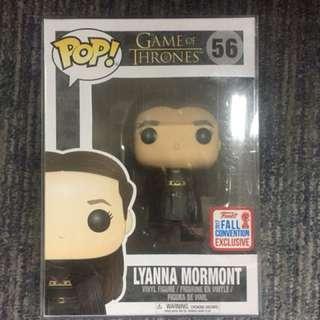 Funko pop GOT - Lyanna Mormont