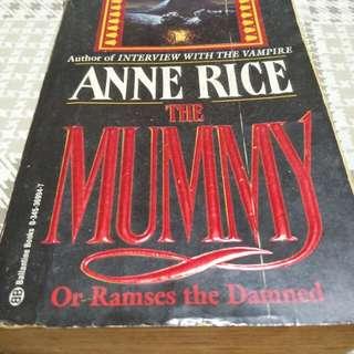 Anne Rice - The mummy