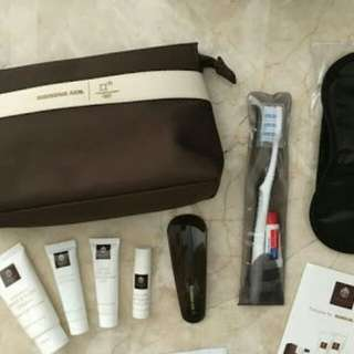 TRAVEL KIT AMENITY FROM KOREAN AIRLINES