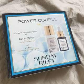 Sunday Riley Power Couple Set