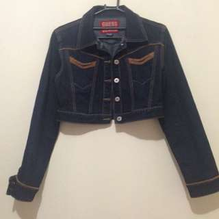 Guess Jeans Denim Jaket