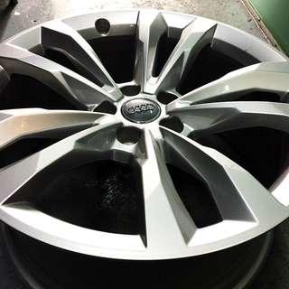 """Pre-Owned 19"""" Original Audi Sports Rim"""