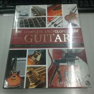 Complete Encyclopedia of Guitar