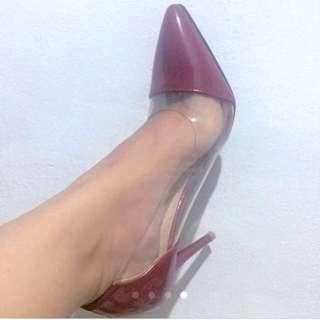 SALE - ORI NEO FAR_BE Heels Red