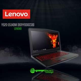 Lenovo Y520-151KBM (80YY000CSB) (GTX 1060 3GB GDDR5)