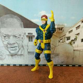 X-men Cyclops Jim Lee