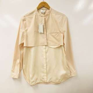3.1 Phillip Lim pink with beige shirt size 8