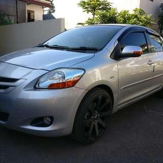 Toyota vios 2007 at keyless