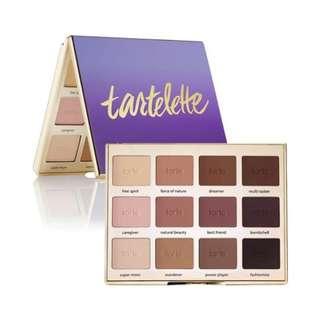 Authentic Tarte Tartelette Eyeshadow Palette