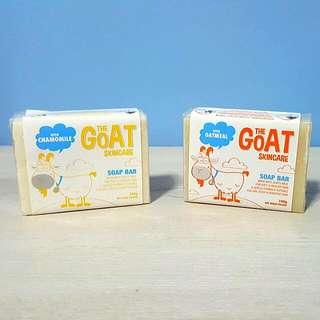 The GOAT Soap Bar (Sensitive - Eczema Skin)