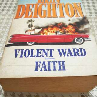 Den Leighton - Violent ward/Faith
