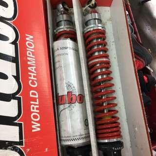 Bitubo shocks for kymco xciting 400