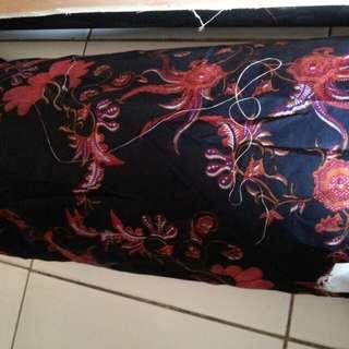 Batik kiloan murah