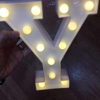 LED Warm Light