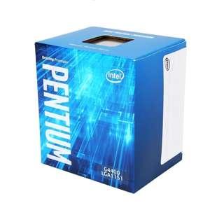 Intel Original LGA1151 7th Gen G440