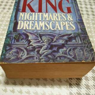 Stephen King - nightmare and dreamscapes