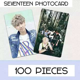 ▥ 510 SVT PHOTO CARD 💫 (100 PIECES)