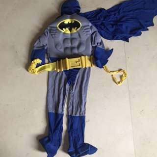 Batman Costume for Boys 3-5