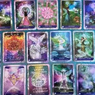 Tarot/Oracle Readings