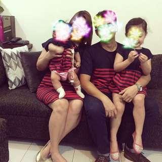 Family terno