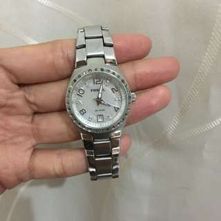 💯 rush sale! Authentic Fossil watch with stones