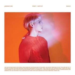 <<代購>>鐘鉉(SHINee)- Poet | Artist