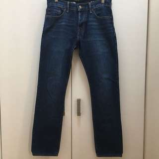 Authentic GAP Skinny Dark Wash Jeans
