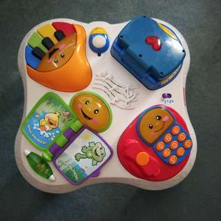 Fisher Price set of 4 toys