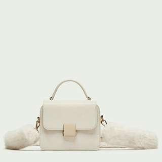 Zara with straps fur original