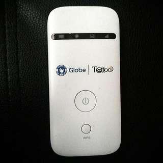 REPRICED!!! GLOBE LTE POCKET WIFI