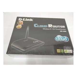 D-LINK Cloud Router -DIR-600L NEW