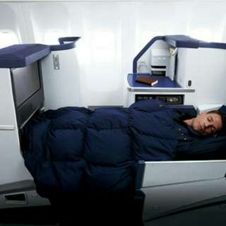 SELIMUT MURAH ANA CABIN FROM JAPAN AIRLINES