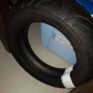 New Heidenau tyre 120/70-12