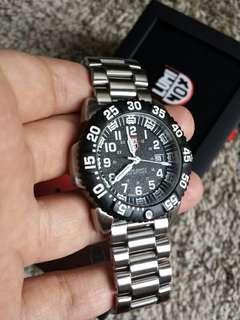 Luminox Colormark Steel Navy Seal Swiss Diver Watch