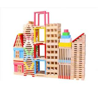 Colourful Creative Building Blocks