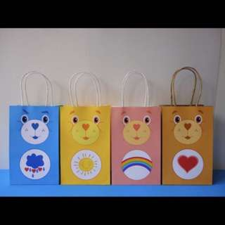 Carebears Goody Bag