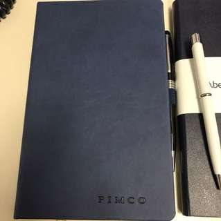 Business notebooks - 100% new