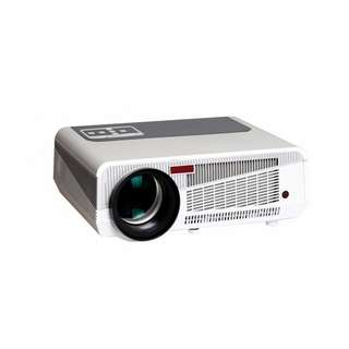 LED86+ Android Projector 3000 Lumens 16.7K Colors Supports 1920*1080 ( Can be used in light condition )