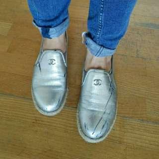🚚 (降價)Chanel 懶人鞋 36.5碼