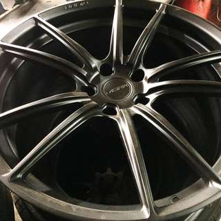 Pre-Owned Original MORR BMW Sports Rim