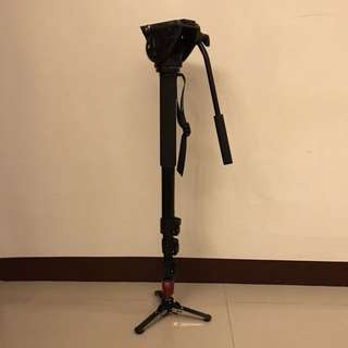 Manfrotto MVM500A 單腳架