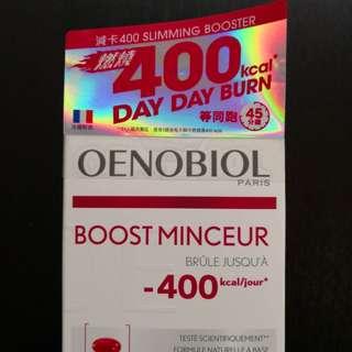 OENOBIOL BOOST MINCEUR expiry on 01/2020