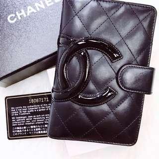 Chanel銀包