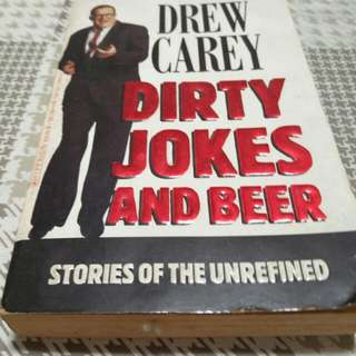 Drew Carey - Dirty jokes and beer