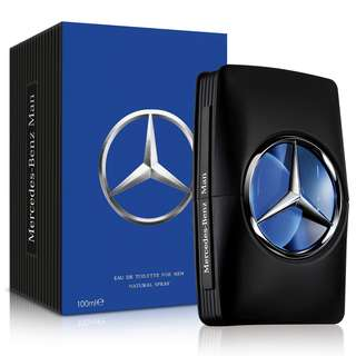 MERCEDES BENZ MAN EDT FOR MEN (100ml/Tester) Mercedes-Benz