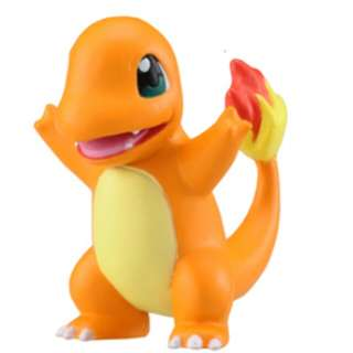 Pokemon takara tomy chamander