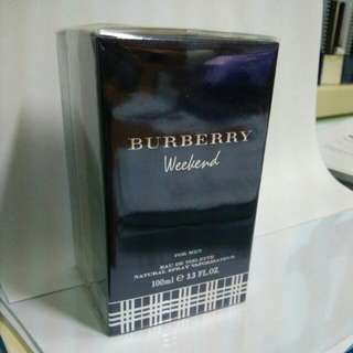 BURBERRY WEEKEND FOR MEN 100ml (original, bought from UK)